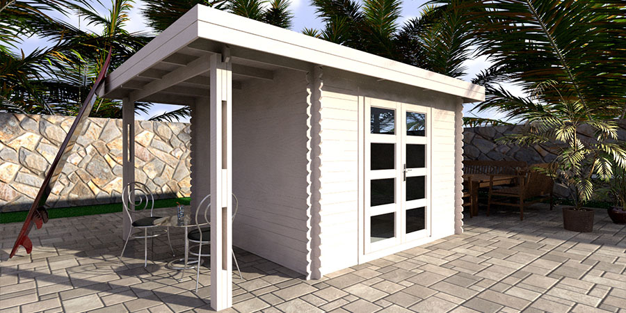 Yzy backyard cabins and studios canberra outdoor structures for Backyard cabins granny flats